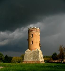 De toren van Vlad in Targoviste (foto Cristian Chirita / WC)
