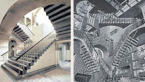 Eschers werkelijkheid
