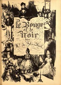 Stendhal Rouge