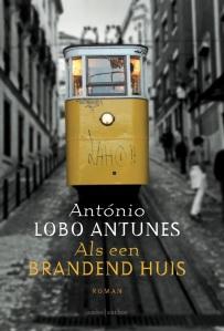 Lobo Antunes Brandend huis