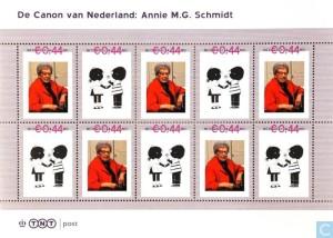 Schmidt postzegels