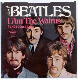 Beatles Walrus
