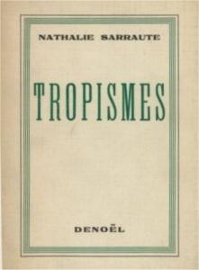 Sarraute Tropismes