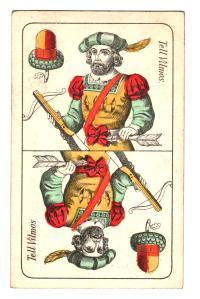 Wilhelm Tell (Hongaars kaartspel)