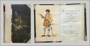 Wilhelm Tell (manuscript Schiller)