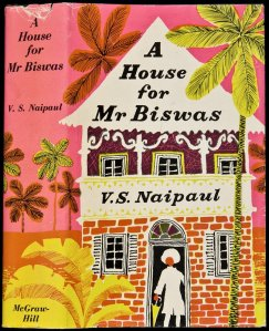 Naipaul House for Mr Biswas