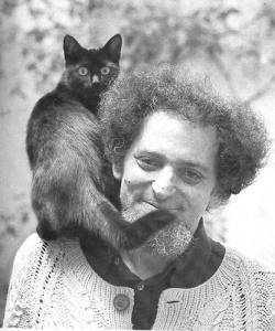 Georges Perec en zijn kat