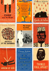 Achebe Covers