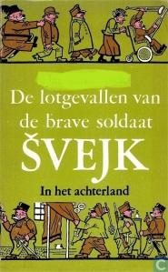 Hasek Svejk detail