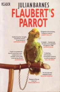 Barnes Flaubert's Parrot