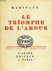 Marivaux Triomphe