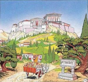 Asterix olympisch