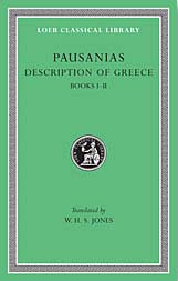 Pausanias Griekenlad