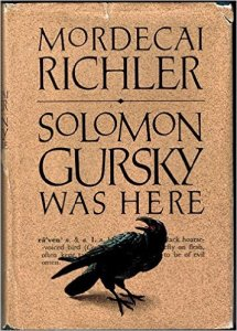 Richler Solomon Gursky