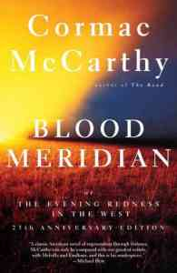 McCarthy Blood Meridian